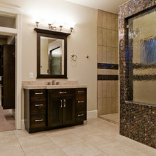 Traditional Bathroom by Element Homes