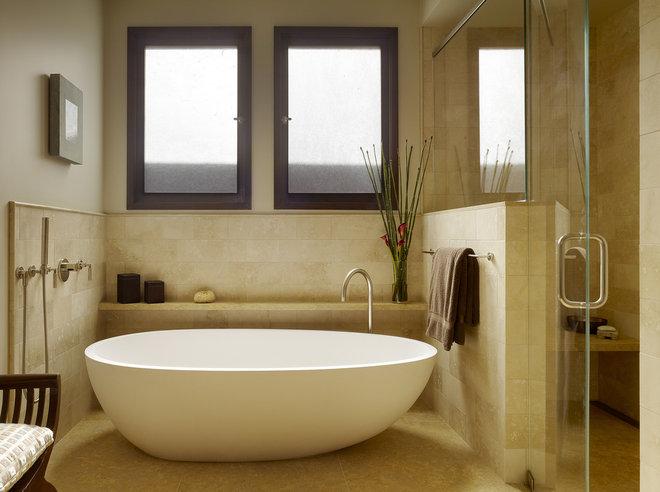 Modern Bathroom by Gast Architects