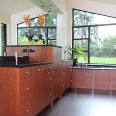 Modern Bathroom by Huggy Bear's Cupboards