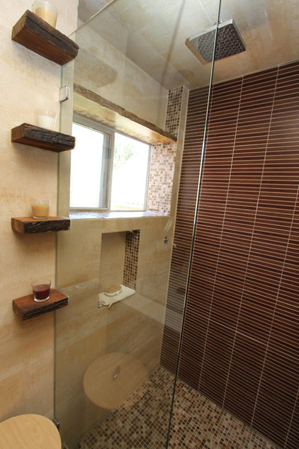 Asian Bathroom by m.a.p. interiors inc. / Sylvia Beez