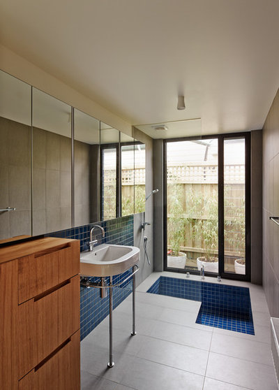 Contemporary Bathroom by MAKE Architecture