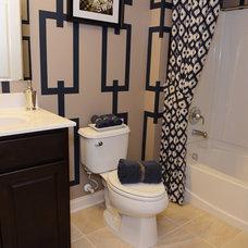 Transitional Bathroom by M/I Homes