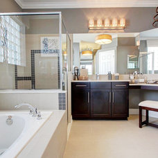 Contemporary Bathroom by M/I Homes