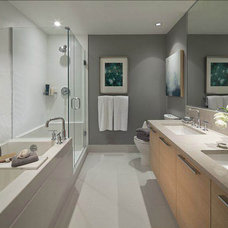 Contemporary Bathroom by Insight Design Group