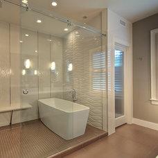 Contemporary Bathroom by Liquid Design