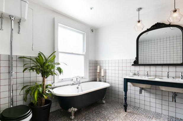 Klassisk Badeværelse by MAC Building Solutions