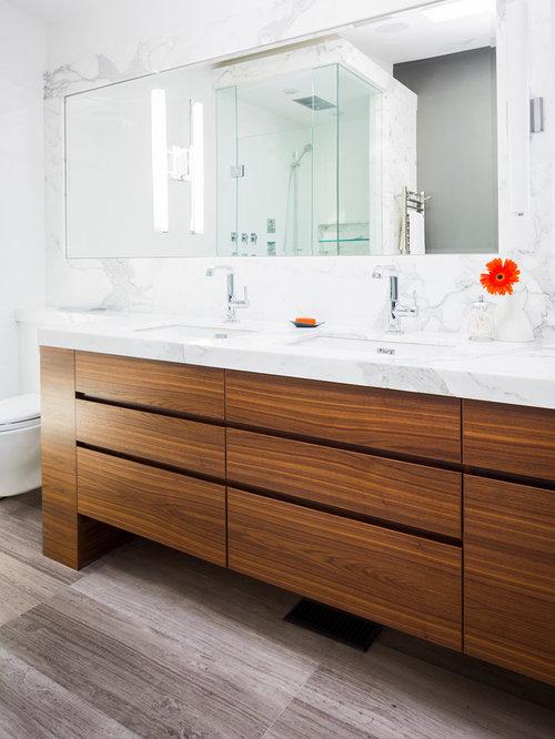 Grey Wood Tile Houzz