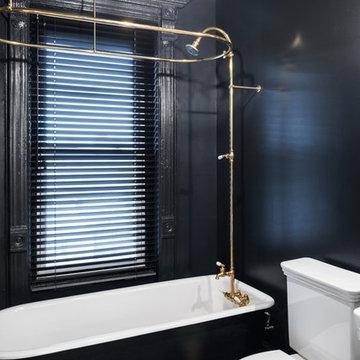 Macon Street Townhouse - Bathroom