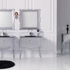 Modern Bathroom by Macral Design Corp.