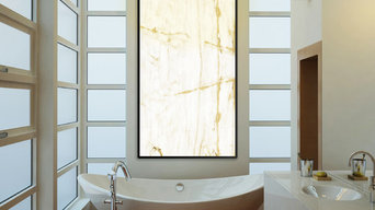 Made with LUMI-ONYX Panels