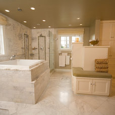 Traditional Bathroom by Steffes Construction, Inc.