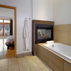 Contemporary Bathroom by Shugart Wasse