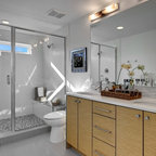 Remodel san francisco contemporary bathroom san francisco by michael tauber architecture - Building river stone walls with mortar sobriety and elegance ...