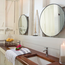 Beach Style Bathroom by Starr Sanford Design