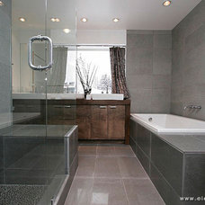 Contemporary Bathroom by Element Home Projects