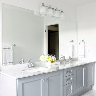 Awesome Bm Pigeon Gray Vanity Houzz Download Free Architecture Designs Viewormadebymaigaardcom