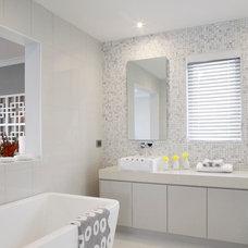 Contemporary Bathroom by Orbit Homes