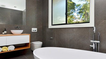 Main bathroom - Pymble