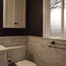 Traditional Bathroom by Happily Ever After Interior Design