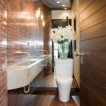Main Powder Room