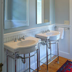 Crisp Architects Traditional Bathroom New York By