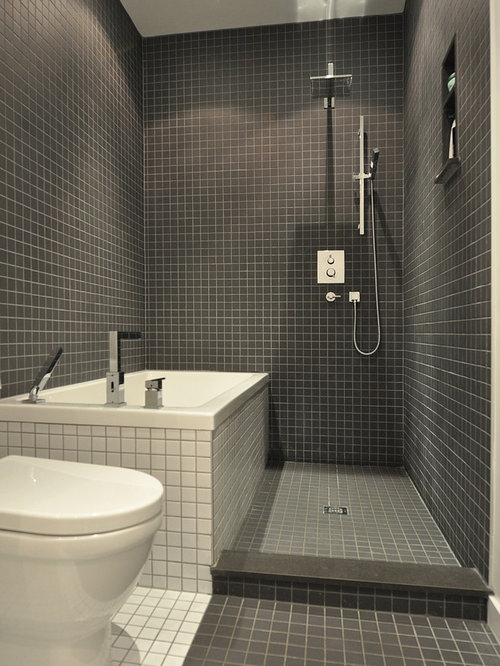 Shower And Tub Together Home Design Ideas Pictures