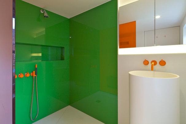 Contemporary Bathroom by Found Associates