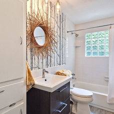 Contemporary Bathroom by Avenue B Development