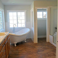Traditional Bathroom by Housing & Building Association of Colo. Springs