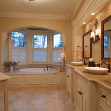 Traditional Bathroom by Majestic Kitchens and Bath