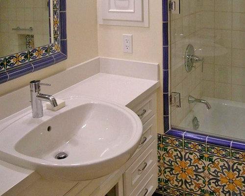 Semi Recessed Sink Houzz