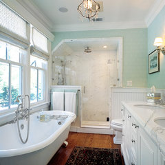 traditional bathroom by Kerr Construction, Inc.