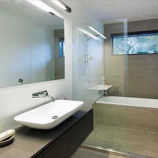 Contemporary Bathroom by the evolve group