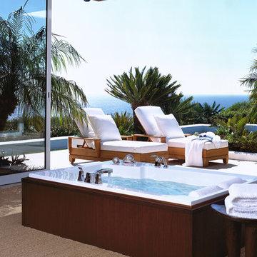 Malibu Home Spa Project