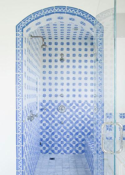 Mediterraneo Stanza da Bagno by Armfield Design & Construction