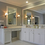 Traditional Country Bathroom - Traditional - Bathroom - Portland - by Kirstin Havnaer ...
