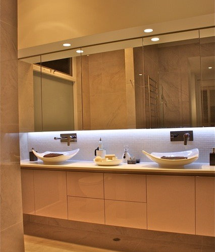 adelaide bathroom design ideas renovations photos with recessed