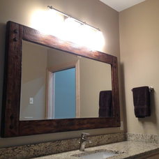 Traditional Bathroom by Excel Builders