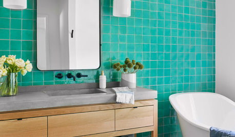 Bathroom Countertops 101: The Top Surface Materials