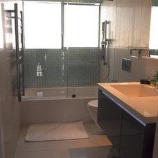 Contemporary Bathroom by Designer Kitchens LA