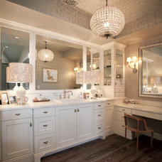 Traditional Bathroom by C & C Partners Design/Build Firm