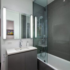 Contemporary Bathroom by Virtus Design