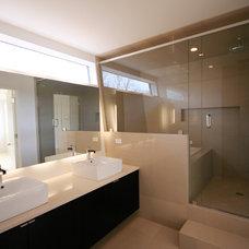 Modern Bathroom by Push / Pull