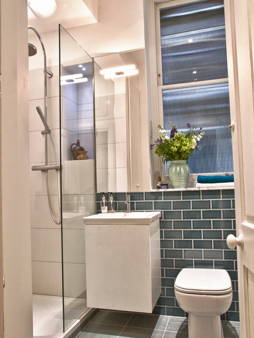 Small Bathroom Interiors Ideas, Pictures, Remodel And Decor