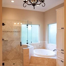 Traditional Bathroom by Stacy Paulson Design