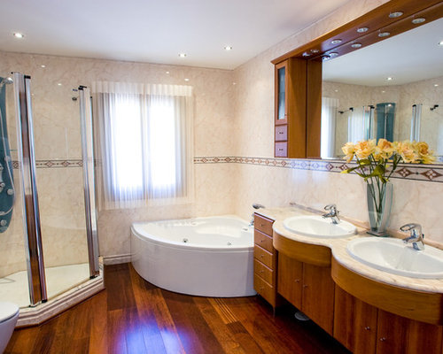 Fotos de cuartos de ba o dise os de cuartos de ba o de estilo de casa de campo - Imagenes de cuartos de bano ...