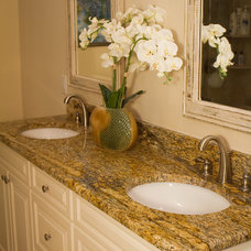 Traditional Bathroom by Onyx Marble and Granite