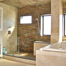 Modern Bathroom by Hearth