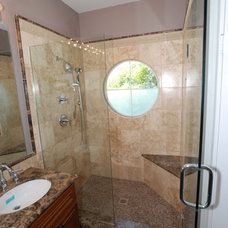 Traditional Bathroom by Dreamworks Remodeling