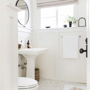Marble Bath Makeover